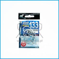 Anzois Hayabusa 133 P/Assist nº3/0 9pcs