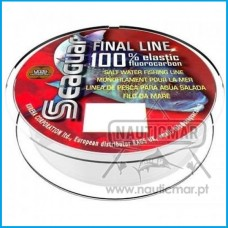 Linha Seaguar Final Line 100% Fluoroc. 0.20mm 50m