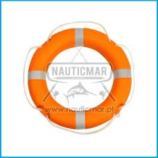 Bóia Circular SOLAS 60cm 2,5Kg LSA CODE 96/98/EC