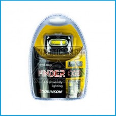 Lanterna de Cabeça Robinson Finder Cob 160Lumens