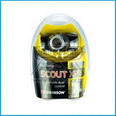Lanterna de Cabeça Robinson Scout XPE 150Lumens