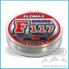 Linha NBS Flomax F117 100% FLUOROCARBONO 0.385mm 180m