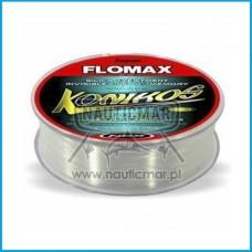 Linha NBS Flomax Konikos Shock Leader 0.18-0.47mm 15m x10
