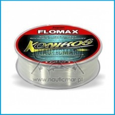 Linha NBS Flomax Konikos Shock Leader 0.20-0.47mm 15m x10
