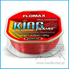 Linha NBS Flomax King Power Red Surf 0.18mm 300m