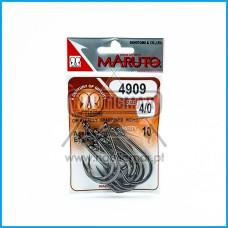 Anzol Maruto 4909 Assist Hook BN nº4/0 10un