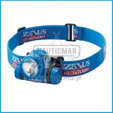 Lanterna de Cabeça Zexus ZWB100 Azul
