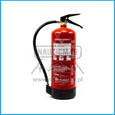 Extintor de Pó Quimico 6Kg