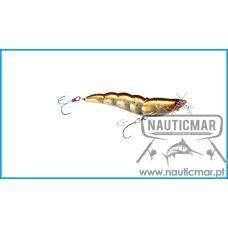 Amostra Yo-Zuri C.3D Shrimp 90mm 12.5g R1162 HRT