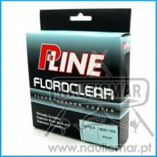 Linha P-LINE Fluoroclear (Coated) 0.18mm 270m