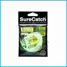 Tubo Lumo Verde SureCatch 1mm