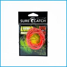 Tubo SureCatch Lumo Vermelho 1.5mm