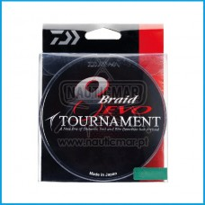 Multifilamento Daiwa 8B EVO DARK GREEN 0.14mm 135m