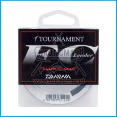 Linha Daiwa Tournament FC Leader 0.26mm 50m