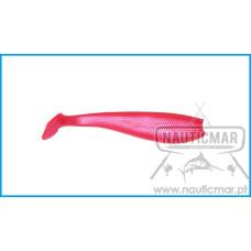 Vinil Daiwa Flat Shad 22cm 2un Pink