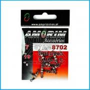 Destorcedor Amorim Rolling Triplo c/ fluo Tam.7x8