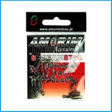 DESTORCEDOR AMORIM ROLLING C/COL QUICK BLACK Tam.S