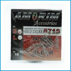 CLIP AMORIM 87AM8718 COM MANGA Tam.S