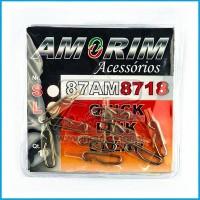 CLIP AMORIM 87AM8718 COM MANGA Tam.L