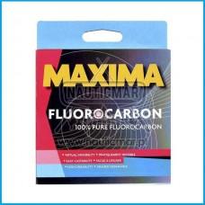 LINHA MAXIMA 100% FLUOROCARBONO 0.24mm 180m