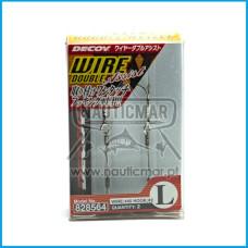 Assist Decoy Wire Duplo WA-51 Tam.L 2un
