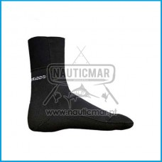 Meias Picasso Supratex Black 3mm Tam.M