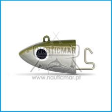Cabeçote Fiiish Black Minnow 200 Nº6 - Offshore 120g - Khaki