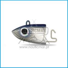CABEÇOTE FIIISH BLACK MINNOW 120 Nº3 - Offshore 25G - Azul