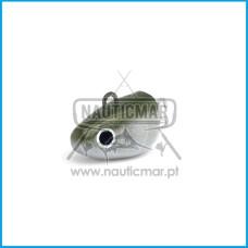Cabeçote Fiiish Black Minnow 160 Nº5 - Extra Deep 120g - Khaki