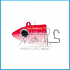 Cabeçote Fiiish Black Minnow 200 Nº6 - Offshore 120g - Red