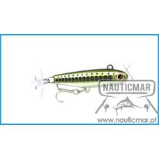 Amostra Power Tail Fast 44mm 12g - NaturalMinnow