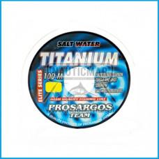 Linha Prosargos Titanium 0.18mm 100m