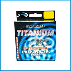 Linha Prosargos Titanium 0.25mm 300m