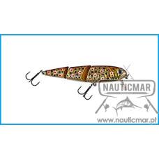 Amostra DAM Effzett Hypnotizer 100mm Brown Trout
