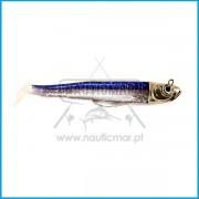 Combo GT-Bio Roller Shad 125 23gr Blue Sardine