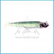 Combo GT-Bio Roller Shad 125 23gr Green Mackerel