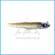 Combo GT-Bio Roller Shad 125 23gr Ghost Minnow