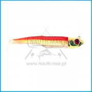 Combo GT-Bio Roller Shad 125 23gr Red Gold