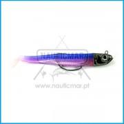 Combo GT-Bio Roller Shad 125 23gr Blue Pink UV