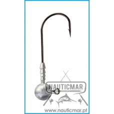 CABEÇOTES SAVAGE GEAR BALL JIG HEAD 15G - 5/0 3UN