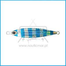 Zagaia Vega Bulldog Slow Jig 150gr 02 Zebra Blue