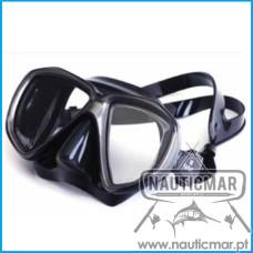 Máscara NAVA X-Plorer BS-BK Cinza