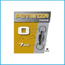Destorcedor Vega Potenza 7008 nº0 7Kg