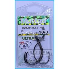 ANZOIS MUSTAD DEMON CIRCLE REF.39951NP BN nº10/0
