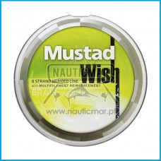 MULTIFILAMENTO MUSTAD BRAID WISH VERDE 0.12mm 250m