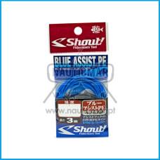 Linha para Assist Shout Azul 426AP 3m 100Lb