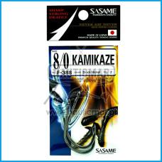 ANZOIS SASAME F-388 KAMIKAZE BLACK nº8/0
