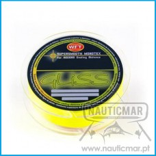 LINHA CAMOR GLISS YELLOW 0.12mm 150m