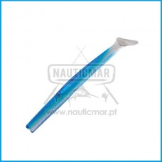 Vinil Sakura Majikeel Shad Tail 125mm Cor:060 Ghost Blue