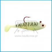 Vinil Storm WildEye Swim Shad 11cm 25g Glow Tiger